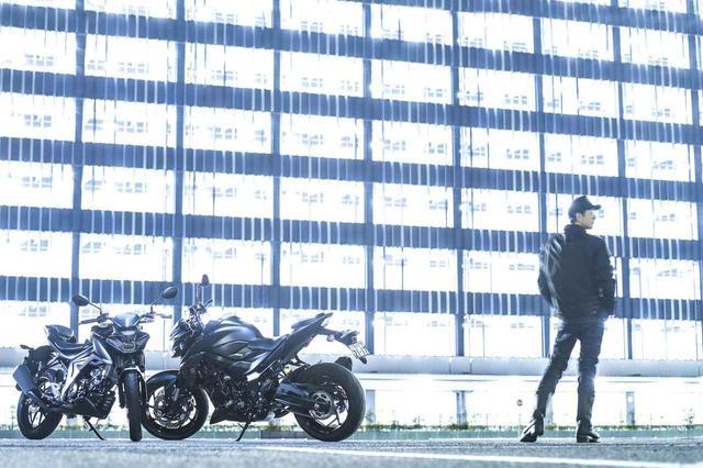 画像: SUZUKI GSXとKATANA 時代の寵児 『GSX-S750 ABS』 〈GOGGLE 2019年2月号より〉 - webオートバイ