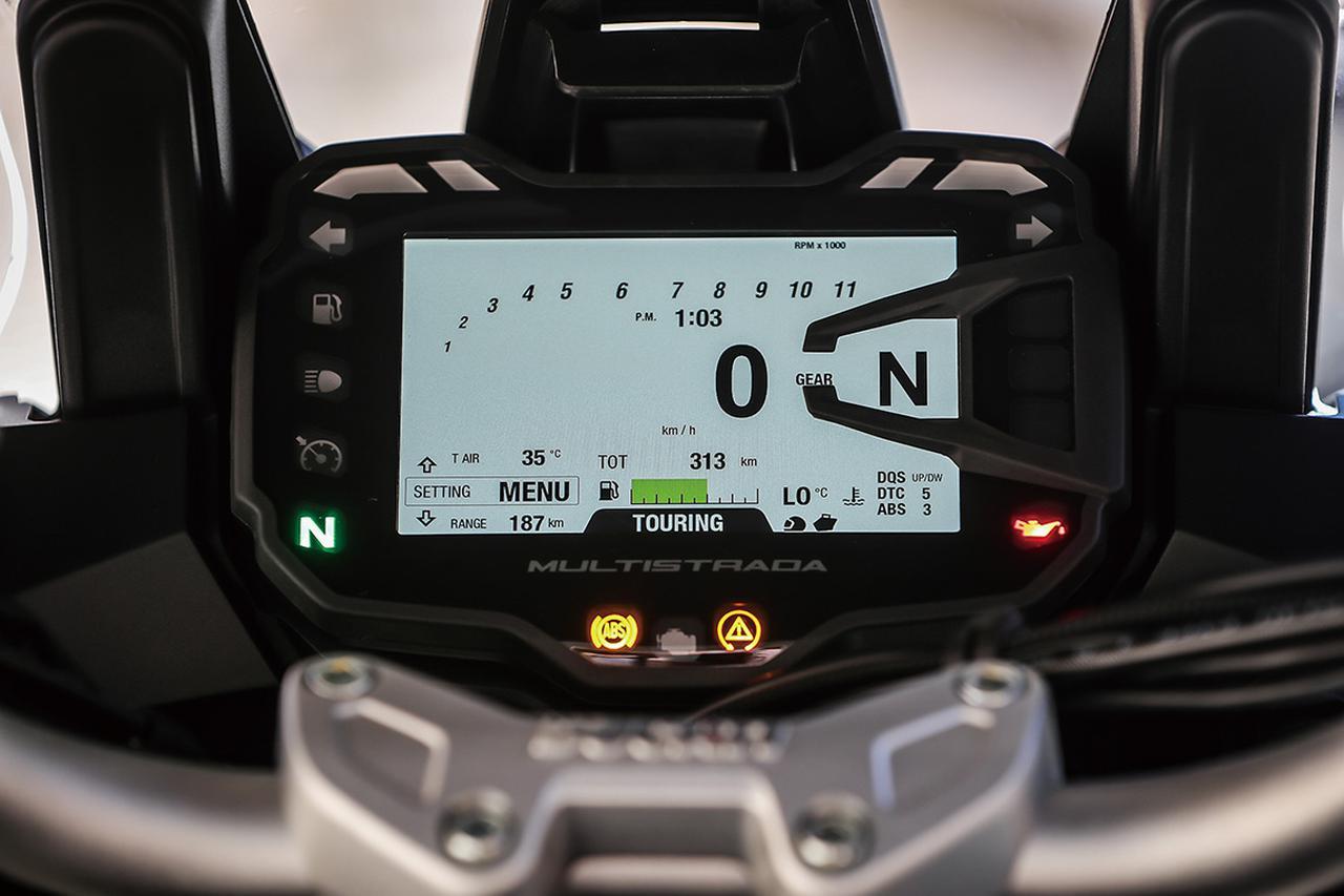 Images : 5番目の画像 - ムルティストラーダ950/Sの写真をまとめて見る! - webオートバイ
