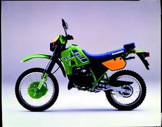 カワサキ KMX125 1988 年11月
