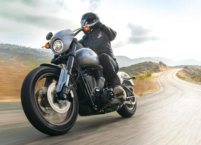 画像: ローライダーS再来‼ ハーレーダビッドソン「SOFTAIL FAMILY(FXLRS) LOW RIDER S」#試乗インプレ2019 - webオートバイ