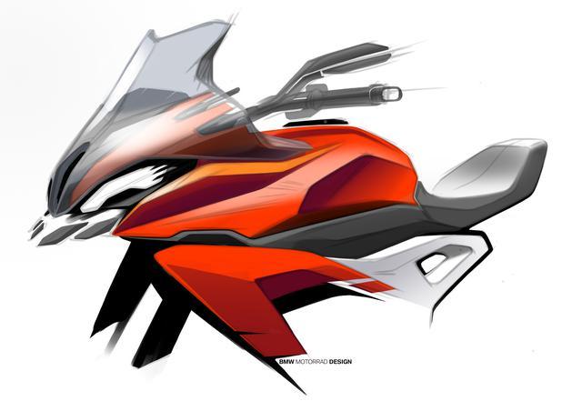 画像9: GSシリーズとはまた違う、レース直系の最新技術を盛り込んだアドベンチャースポーツ