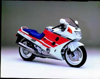 ホンダ CBR1000F 1989 年