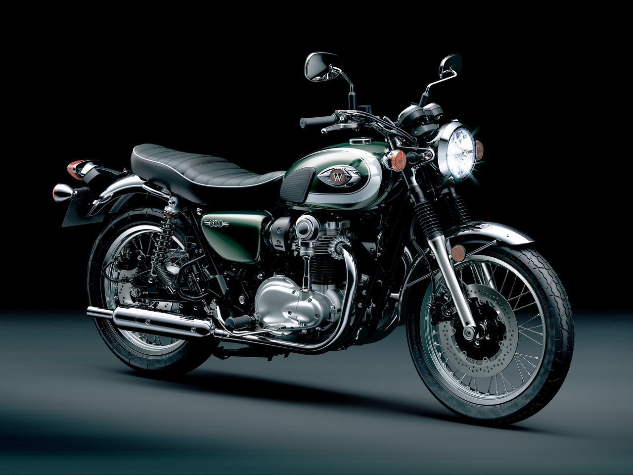 Images : 1番目の画像 - KAWASAKI W800の写真をまとめて見る! - webオートバイ