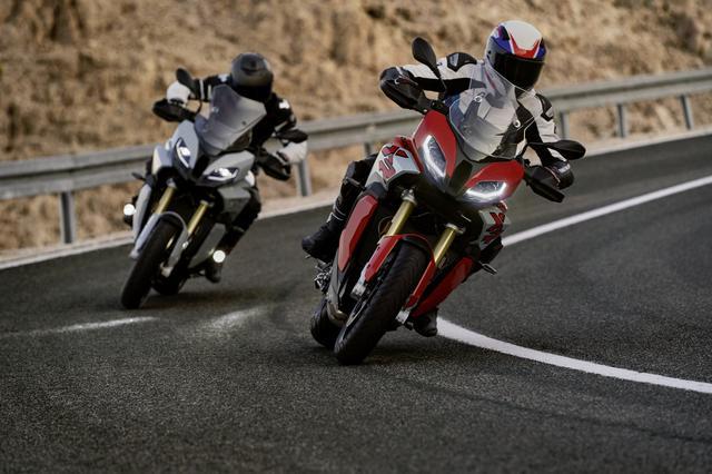 画像1: GSシリーズとはまた違う、レース直系の最新技術を盛り込んだアドベンチャースポーツ