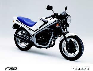 Images : ホンダ VTZ250 1988 年 6月