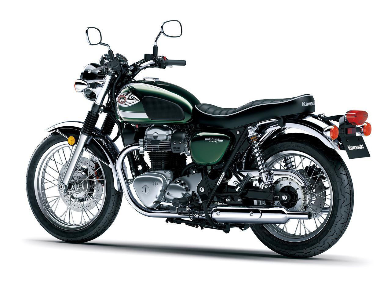 Images : 3番目の画像 - KAWASAKI W800の写真をまとめて見る! - webオートバイ