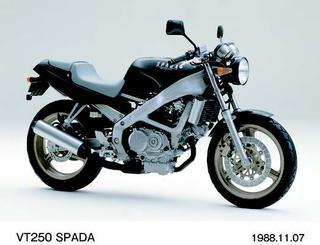 ホンダ VT250スパーダ 1988 年12月