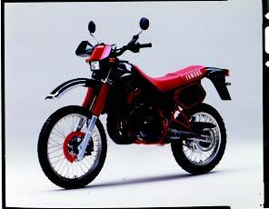 Images : ヤマハ DT125R 1988 年 4月