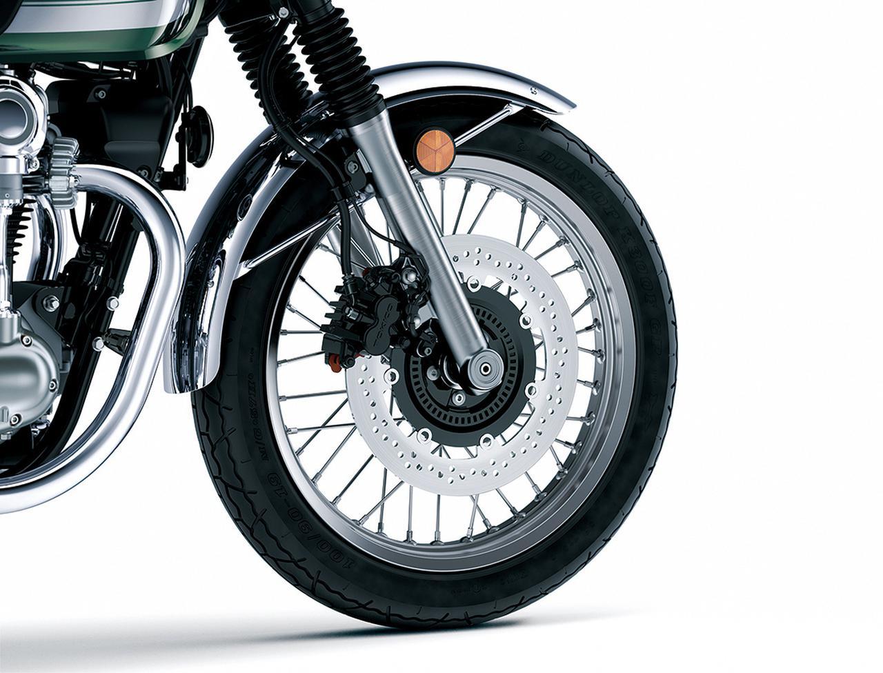 Images : 6番目の画像 - KAWASAKI W800の写真をまとめて見る! - webオートバイ
