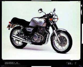 ホンダ GB400TT 1988 年7月
