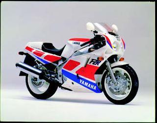 ヤマハ FZR1000 1989 年
