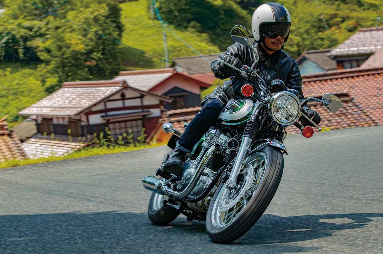 Images : 2番目の画像 - KAWASAKI W800の写真をまとめて見る! - webオートバイ