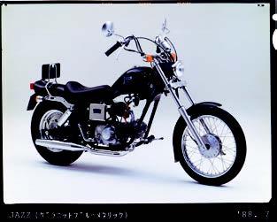 Images : ホンダ ジャズ 1988 年7月