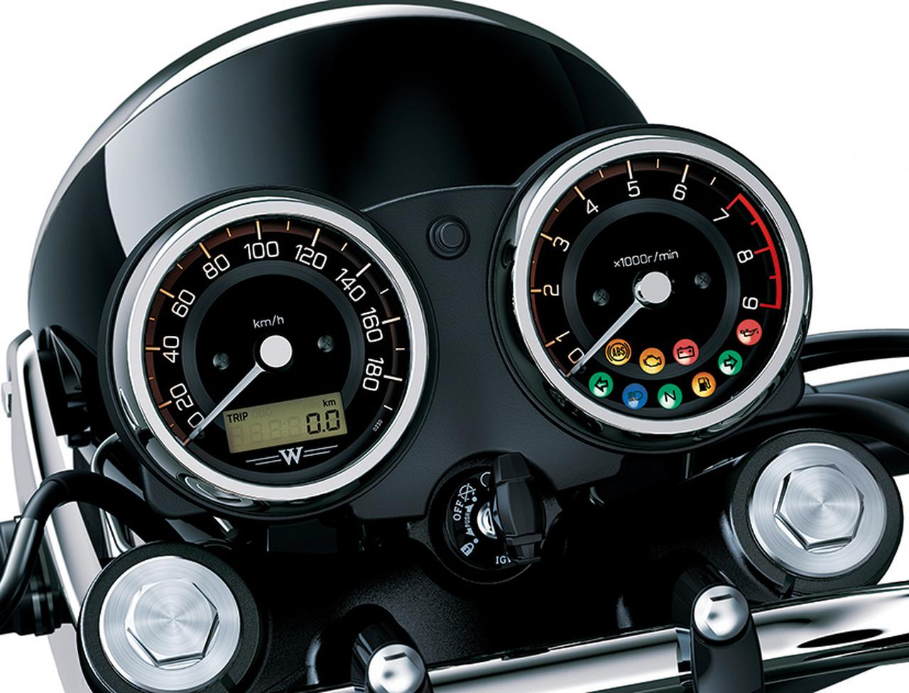 Images : 10番目の画像 - KAWASAKI W800の写真をまとめて見る! - webオートバイ