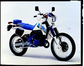 Images : スズキ RH250 1988 年 5月