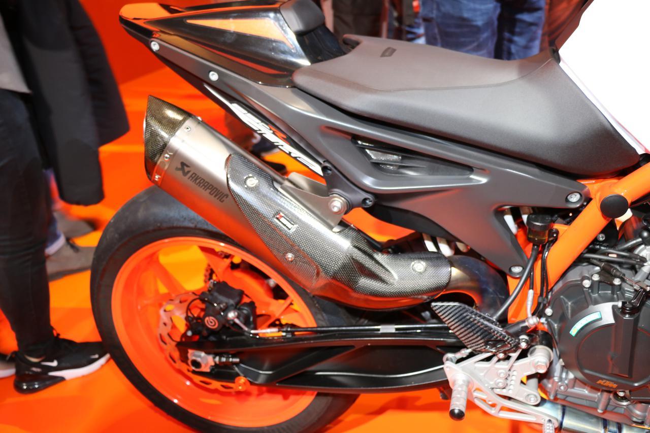 Images : 8番目の画像 - 890DUKE Rの写真をもっと見る! - webオートバイ