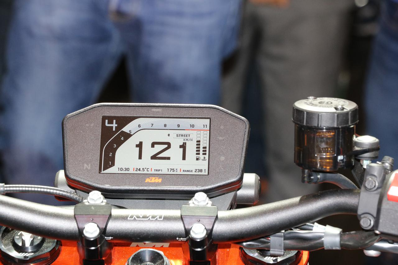 Images : 9番目の画像 - 890DUKE Rの写真をもっと見る! - webオートバイ
