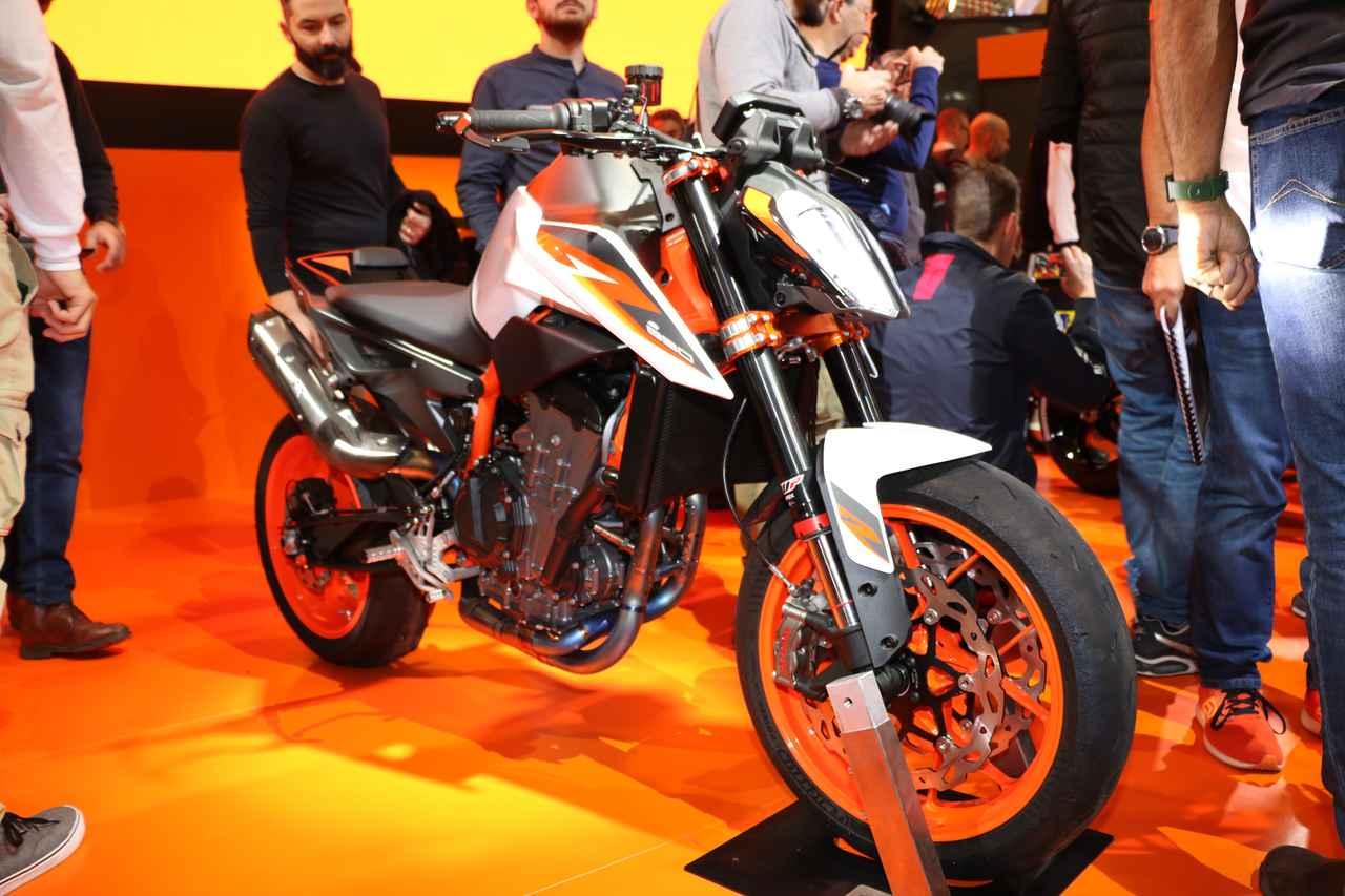 Images : 5番目の画像 - 890DUKE Rの写真をもっと見る! - webオートバイ