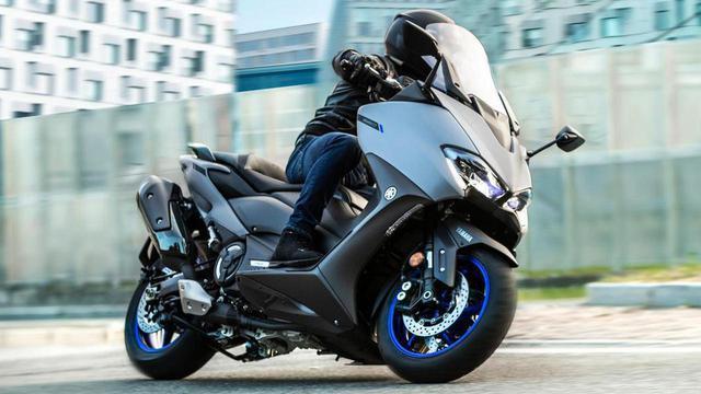 画像: 【EICMA 2019速報!】ヤマハ「TMAX560」誕生! 前モデルから排気量をアップし、各部のアップデートも! - webオートバイ