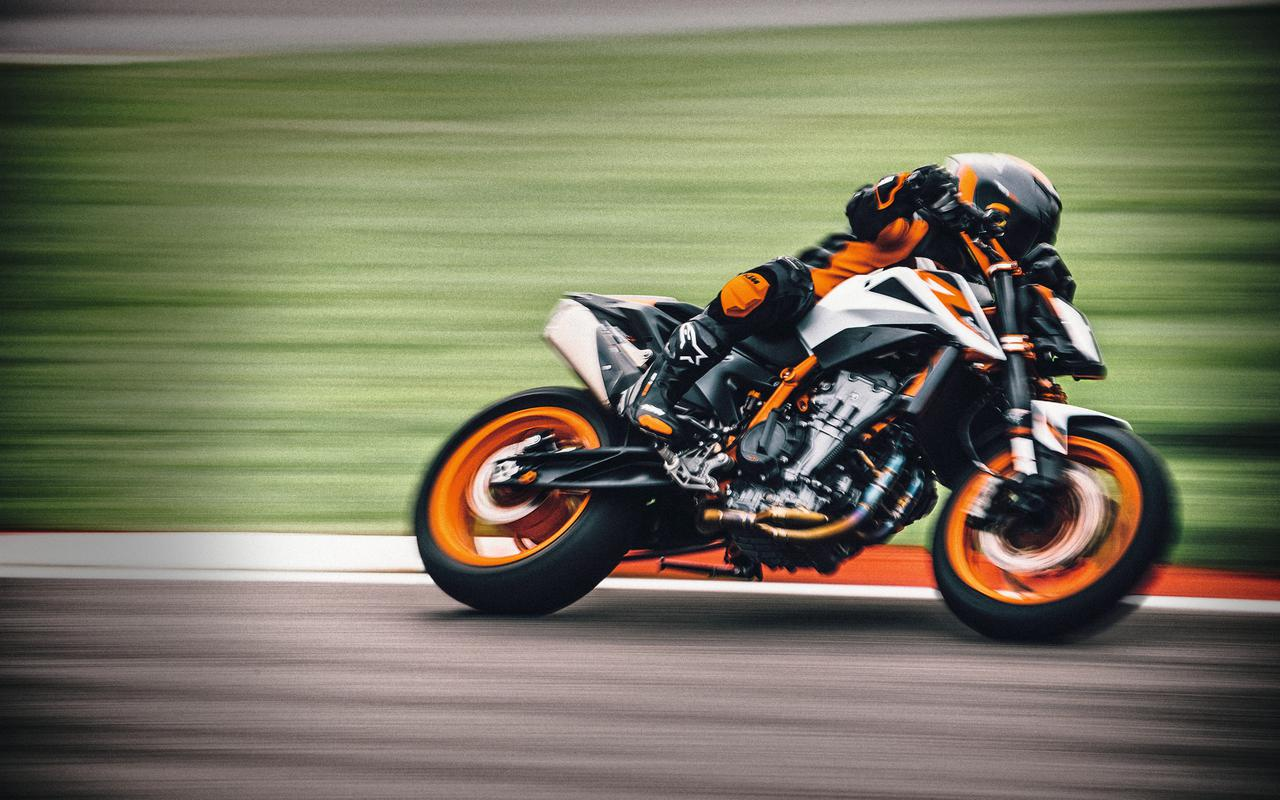 Images : 14番目の画像 - 890DUKE Rの写真をもっと見る! - webオートバイ