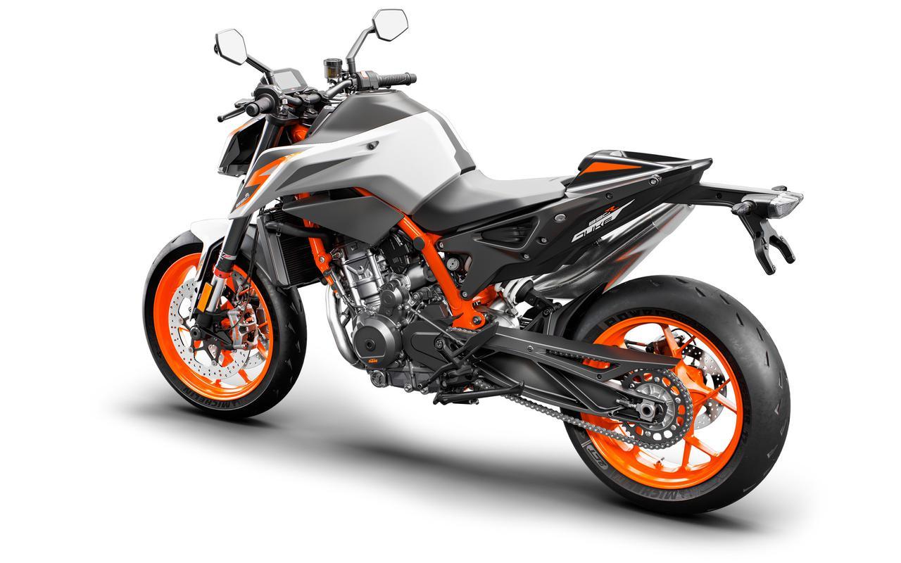 Images : 18番目の画像 - 890DUKE Rの写真をもっと見る! - webオートバイ