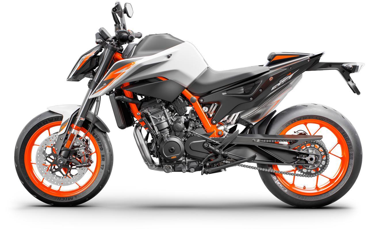 Images : 17番目の画像 - 890DUKE Rの写真をもっと見る! - webオートバイ