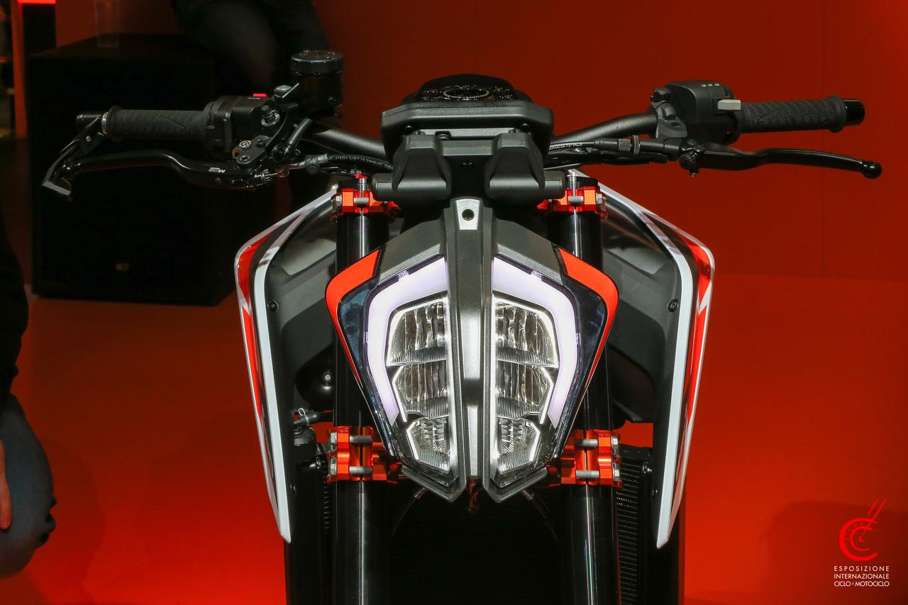 Images : 4番目の画像 - 890DUKE Rの写真をもっと見る! - webオートバイ