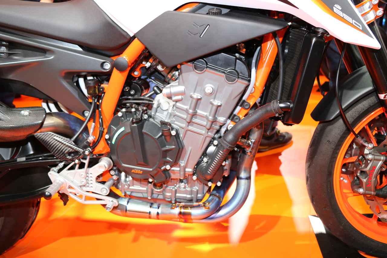 Images : 7番目の画像 - 890DUKE Rの写真をもっと見る! - webオートバイ