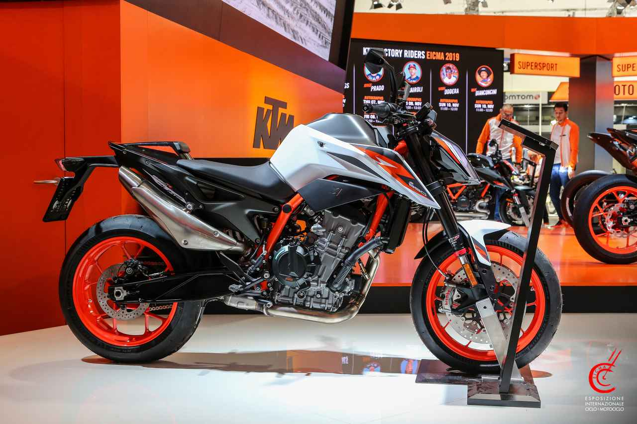 Images : 2番目の画像 - 890DUKE Rの写真をもっと見る! - webオートバイ