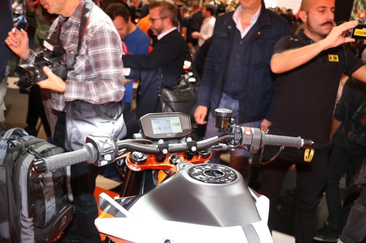 Images : 11番目の画像 - 890DUKE Rの写真をもっと見る! - webオートバイ
