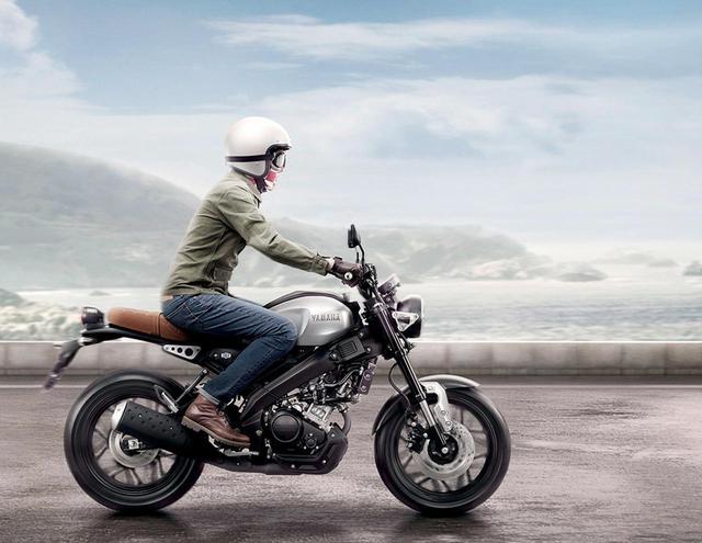画像: 「MT-15」をベースに開発された、ヘリテイジスポーツ・ヤマハ「XSR155」を解説! - webオートバイ