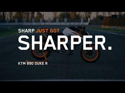 画像: THE 2020 KTM DUKE 890 R   KTM www.youtube.com