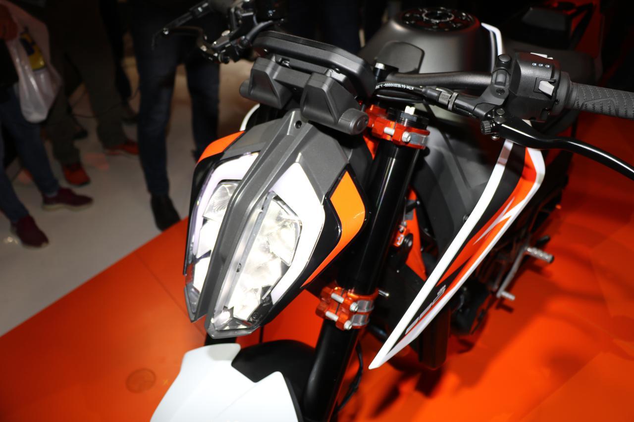 Images : 12番目の画像 - 890DUKE Rの写真をもっと見る! - webオートバイ