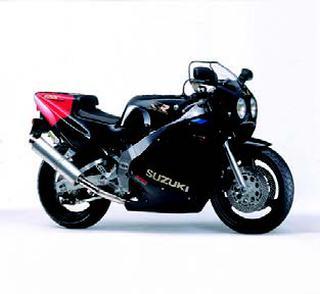 スズキ GSX-R400SPⅡ 1989 年 6月
