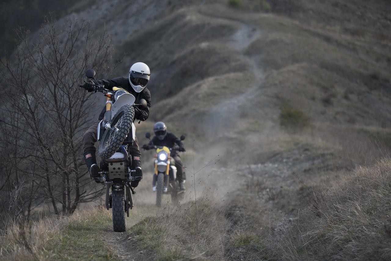 Images : 12番目の画像 - FANTIC CABALLERO「RALLY500」の写真を全て見る! - webオートバイ