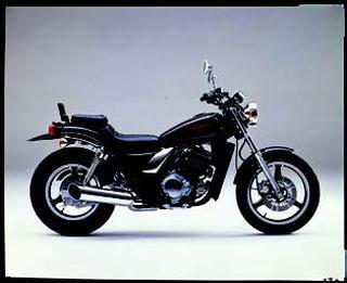 カワサキ エリミネーター250/LX/SE 1989 年 6月