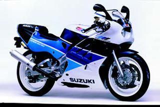 スズキ GSX-R250SP 1989 年2月