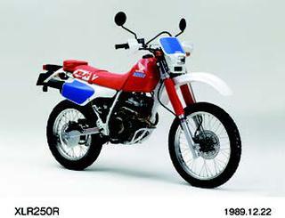 ホンダ XLR250R 1989 年2月