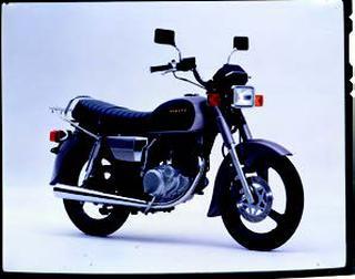 ヤマハ YD250S 1989 年 9月