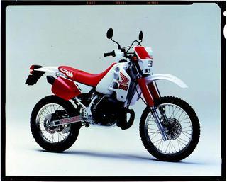 ホンダ CRM250R 1989 年 4月