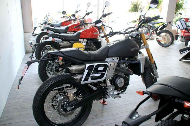 画像: サインハウスがショールームを移転&新たにイタリア車「ファンティック」の製品取り扱いを開始! - webオートバイ