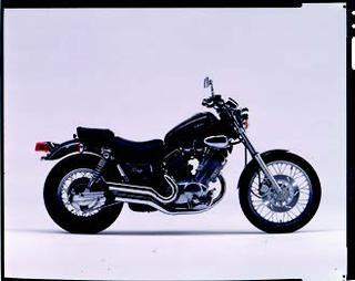 ヤマハ XV400ビラーゴ 1989 年7月