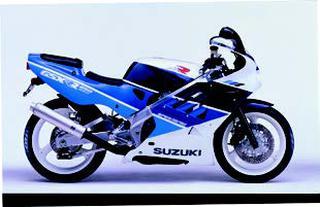 スズキ GSX-R250R 1989 年2月