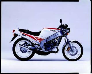 ヤマハ TZR125 1989 年11月