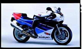 スズキ GSX-R750R 1989 年 4月