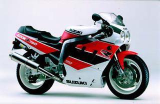 スズキ GSX-R750 1989 年12月