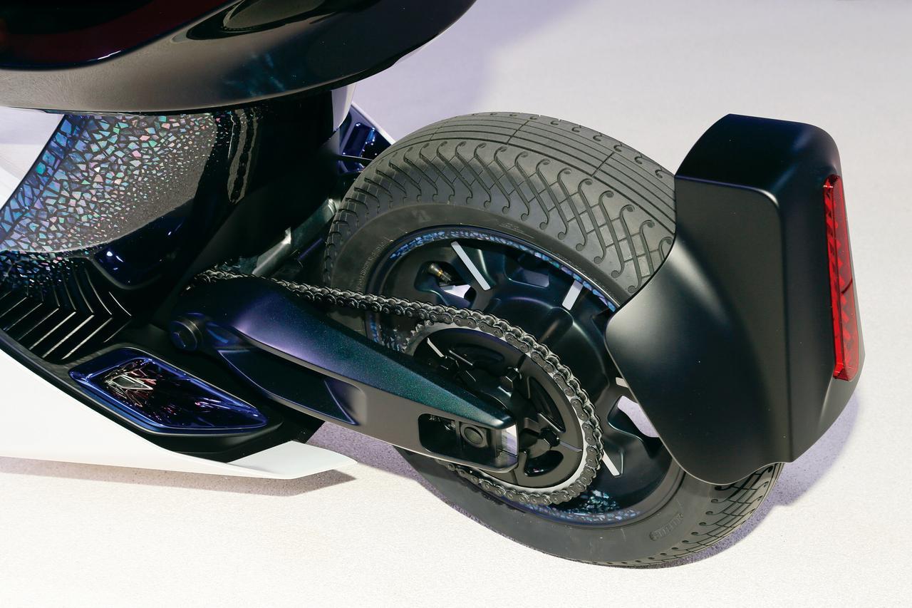 Images : 7番目の画像 - ヤマハ MW-VISIONの写真をもっと見る! - webオートバイ