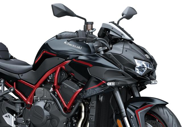画像: カワサキ「Z H2」には〈カラバリが3色〉もあった! あなたが日本で乗りたい・見たいカラーは何色ですか? - webオートバイ