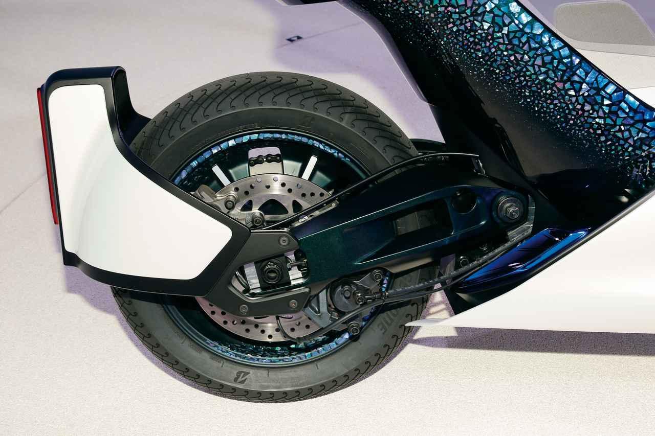 Images : 8番目の画像 - ヤマハ MW-VISIONの写真をもっと見る! - webオートバイ