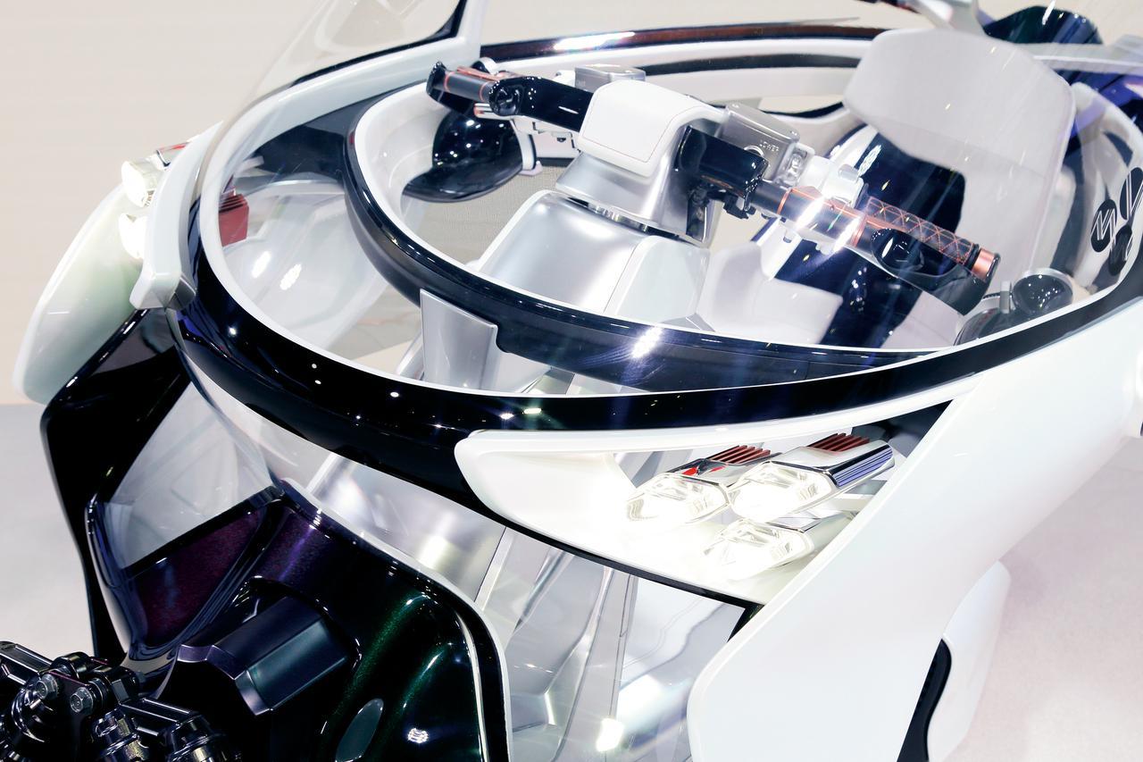 Images : 10番目の画像 - ヤマハ MW-VISIONの写真をもっと見る! - webオートバイ